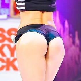 대한민국 최고 뒤태女를 찾아라! 2015 미스 섹시백 선발대회 본선