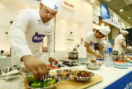 Baby fair opens at COEX in southern Seoul