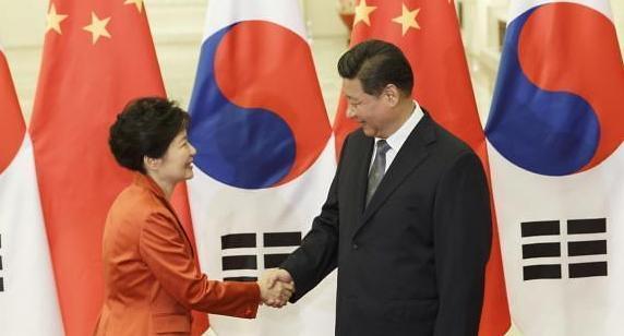 朴 대통령, 중국 전승절 열병식 참석...국내 최초