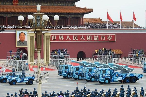 出席中国阅兵式  朴槿惠执政新亮点