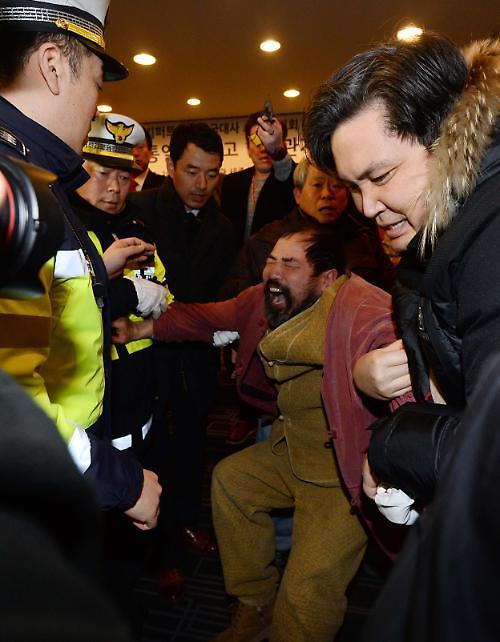 검찰, 미국 대사 리퍼트 습격 김기종에 징역 15년 구형