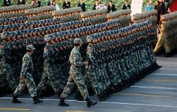 .中国裁军一半以上是军官 或涉17万名陆军军官.