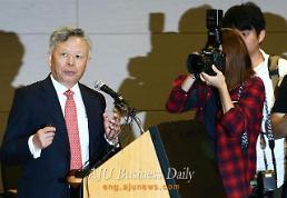 .AIIB President-designate Jin Liqun in Seoul .