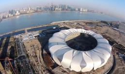 .杭州成功获得2022年第19届亚运会主办权.