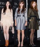 .感受韩流女星充满爱意的时尚穿搭.