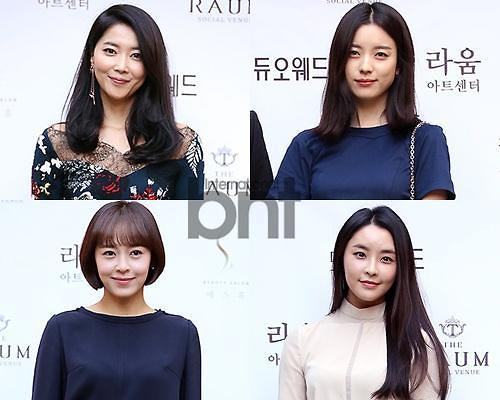 随韩国女星营造最佳婚礼嘉宾妆容