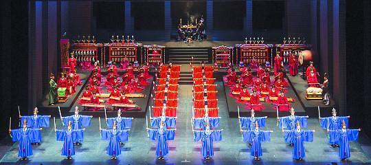 宗庙祭礼乐巴黎呈现朝鲜王室600年之美