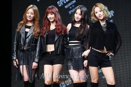 .K-pop: Girl group MelodyDay holds showcase for 3rd single album  .