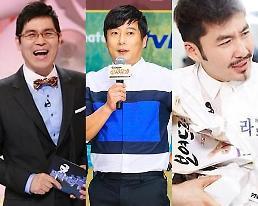 [기획] 김용만·이수근·노홍철, '연예계 문제아'가 복귀하는 법