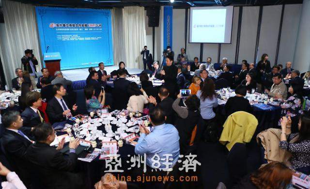 """首尔华媒年会落幕 """"华""""语权助力韩国全球梦"""