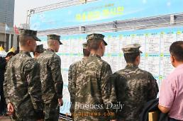 Job fair for discharged soldiers