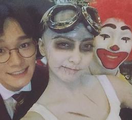.SM公司万圣节聚会照片曝光  少女时代、SHINEE等大变身.