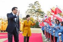 [中韓首脳会談] 中韓首脳、上海に韓国ウォン-人民元取引所開設