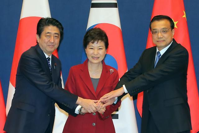 """应积极看待中日韩领导人会议""""政冷经热"""""""