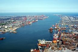 .10月份中国进出口总值同比下降9%.