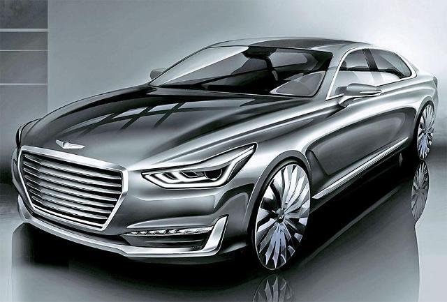 Hyundai genesis eq900