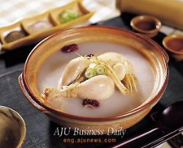 .Samgyetang for the body and soul.