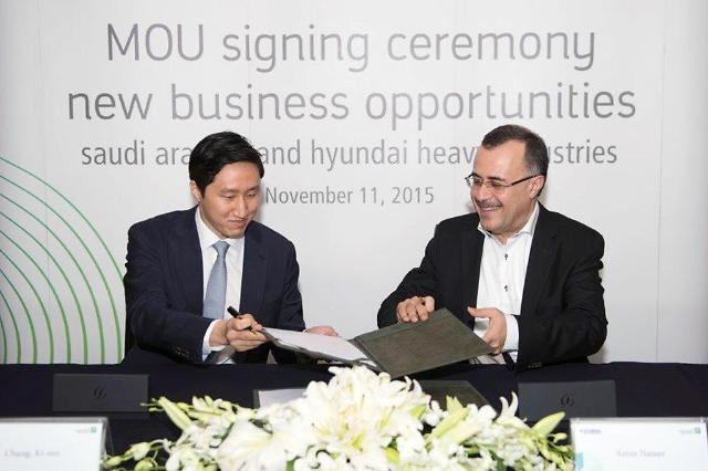 HHI pins high hopes on partnership with ARAMCO