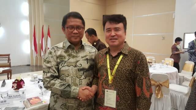 2015世界中文报协年会印尼举行 华媒助力一带一路