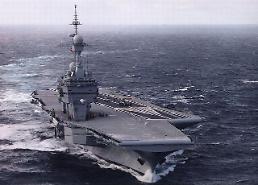 .Hollande declares, 'France is at war'.