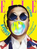 Elle to present 'Psy Style' on Dec issue
