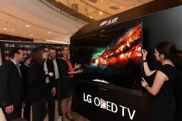 LG Elec. slogs in Russian market due to the failing market