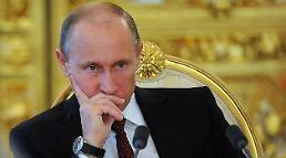 ".Enraged Putin calls Turkey ""accomplices of Terrorists""."