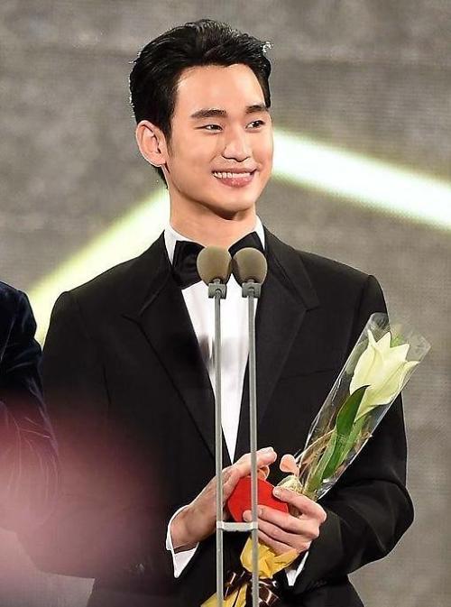 2015APAN:金秀贤夺大奖 《未生》五冠加身