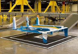 Amazon announces new delivery drone