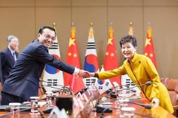 .South Korea Ratifies FTA deal with China.