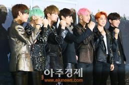 방탄소년단, 신곡 'RUN'으로 정상을 달리다…멜론 등 음원사이트 실시간 차트 1위