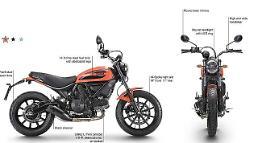 Ducati announces 'small brother' of Scrambler