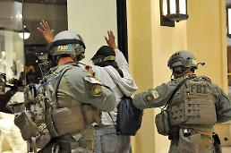 U.S. law enforcers confront new prank: Swatting
