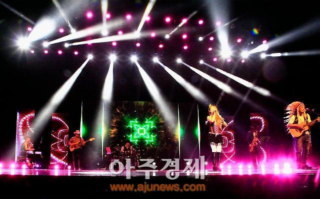 韩中友好音乐会12月12日烟台盛大召开