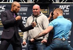 [UFC 194] 조제 알도 VS 코너 맥그리거···승자는 누구?