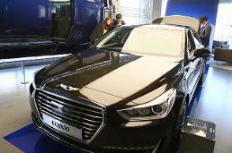 .Hyundai Motors to release diesel version of Genesis.