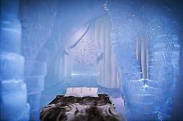 Sweden's ice hotel opens for new season