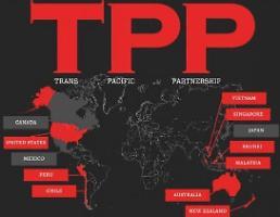 .韩经济机构:不加入TPP零部件材料出口十年或损失132亿美元.