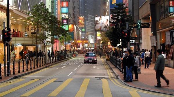 圣诞节期间赴香港内地旅游团下跌两至三成