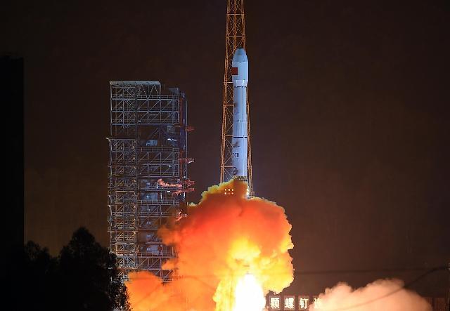 """高分四号卫星成功发射 中国航天""""十二五""""圆满收官"""