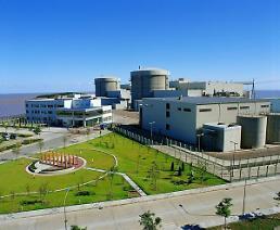 .中国将建世界最大核电站.