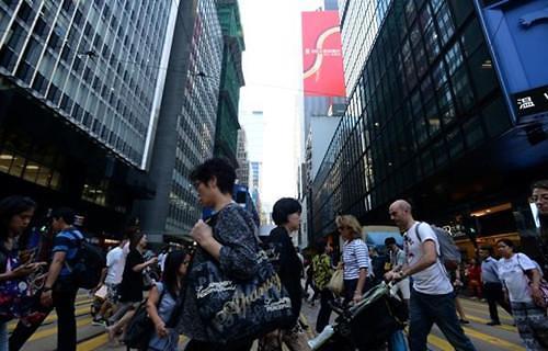 大陆经济寒风南吹 香港企业倒闭数创纪录新高