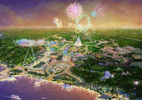 上海迪士尼度假区将于今年6月16日正式开幕