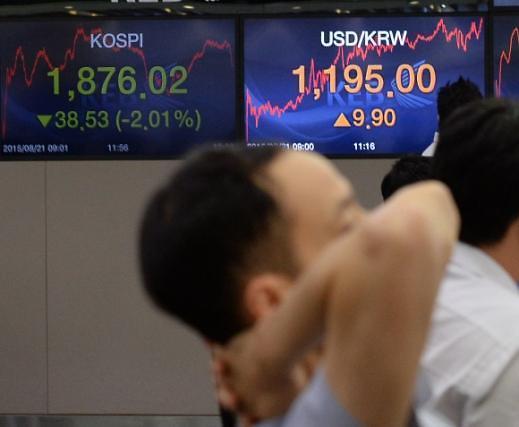 去年韩国股市时隔4年遭遇净卖出 规模达3.5万亿韩元