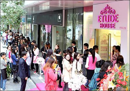 韩证券界看好化妆品业今年前景