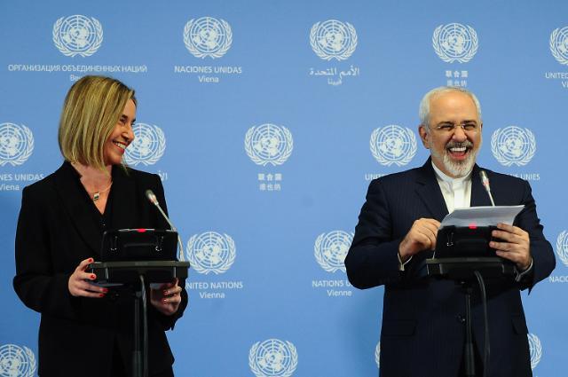 伊核全面协议执行 国际社会普遍欢迎