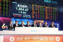 Korea Exchange to become listed holding company next year