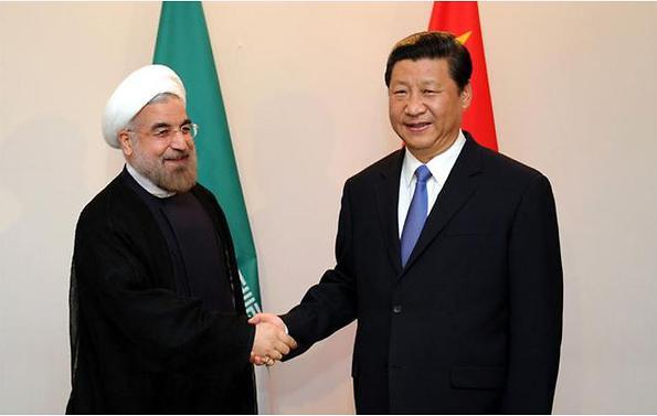中国伊朗决定建立全面战略伙伴关系