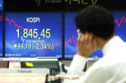 South Korean shares gain on oil prices hike