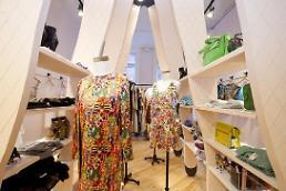.韩国时装设计师待遇低 本土品牌不敌洋货.